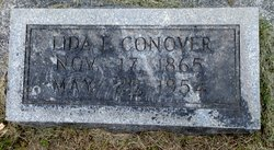 Lida Frances <I>Dickinson</I> Conover