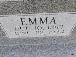 Mary Emma <I>Chase</I> Bates