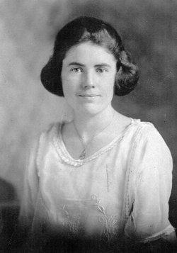 """Georgiana Roberts Livingston """"Georgia"""" Mowry"""