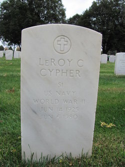 Leroy Clarence Cypher