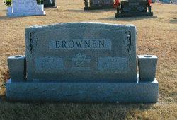 Cleo <I>Spradley</I> Brownen