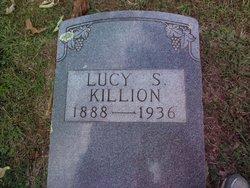 Lucy Ann <I>Killion</I> Sasser