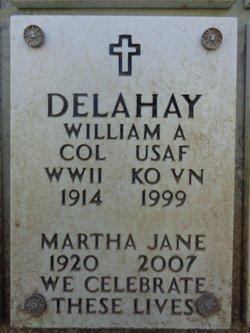 Martha Jane Delahay