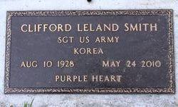 "Clifford Leland ""Cliff"" Smith"