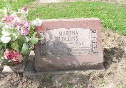 Martha Louise <I>Miller</I> Collins