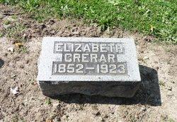 Elizabeth <I>O'Neil</I> Crerar