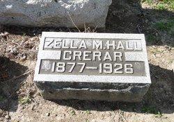 Zella M. <I>Hall</I> Crerar