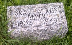 Grace <I>Curtis</I> Beyer