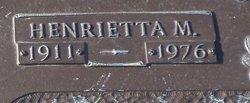 Henrietta Mae <I>Miller</I> Queer
