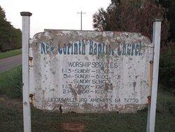 New Corinth Baptist Church Cemetery