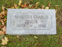 Augustus Charles Zinzow