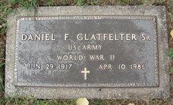 Daniel Franklin Glatfelter, Sr.