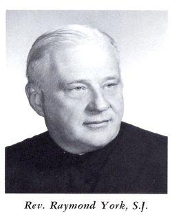 Fr Raymond York