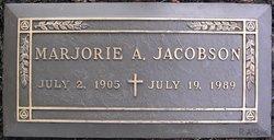 Marjorie Alice Jacobson