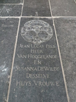 Susanna <I>De Wildt</I> Pels