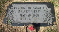 Cynthia Jo <I>Bagwell</I> Brakefield