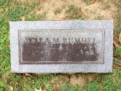 Zella May <I>Peterson</I> Rummel