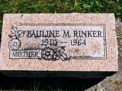 Pauline M. Rinker
