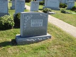 Judith <I>Pepper</I> Abbey