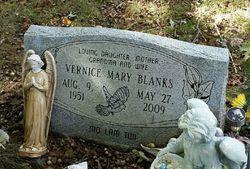 Vernice Mary <I>Cortez</I> Blanks