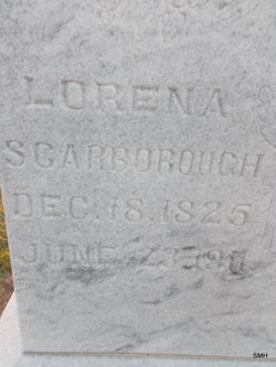 Lorena <I>Nelms</I> Scarborough