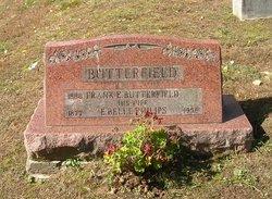 Etta Belle <I>Phillips</I> Butterfield