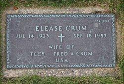 Elease Crum