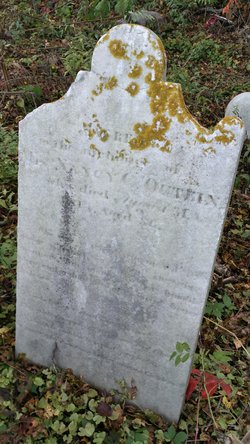 Mrs Nancy <I>Collins</I> Outein