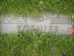 Clara <I>Kennel</I> Koehler