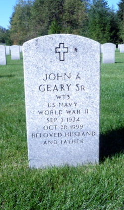 John Anthony Geary, Sr