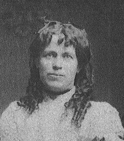Annie Laurie <I>Brockway</I> Nevers