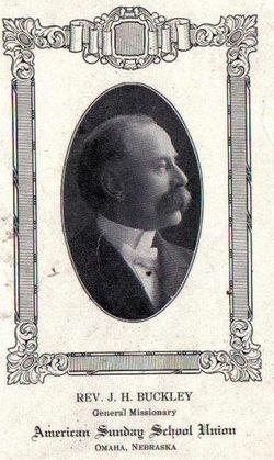 Rev John H. Buckley