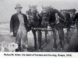 Rufus Wallace Allen