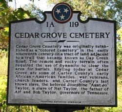 Cedar Grove Highland Cemetery