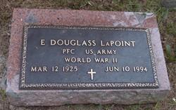 Earl Douglass Lapoint