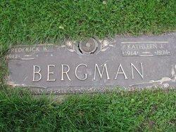 Kathleen J <I>Emerick</I> Bergman