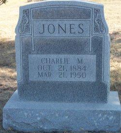 Charley Miller Jones