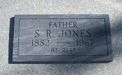 """Rev Samuel Raymond """"S R"""" Jones"""