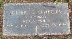 Wilbert E. Gentzler