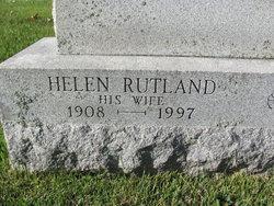 Helen <I>Rutland</I> Glatfelter