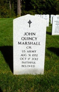 John Quincy Marshall