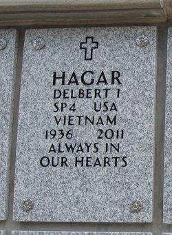 Delbert Ivan Hagar