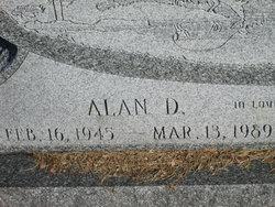 Alan D Bingaman