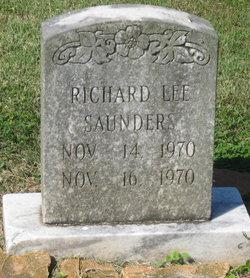 Richard Lee Saunders