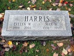 Max Wilbur Harris