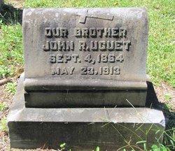 John R Uguet