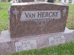"""Regina """"Jennie"""" <I>Olek</I> Van Hercke"""