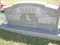 Bessie Faye Allen