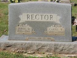 Jarvis Daniel Rector