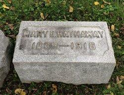 Mary Elizabeth Hathaway